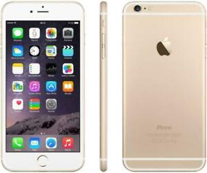 APPLE IPHONE 6 PLUS   64GB    GOLD  AT&T UNLOCKED   A1522  LTE SMARTPHONE