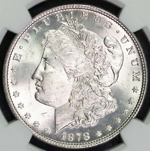 Click now to see the BUY IT NOW Price! 1878 7/8TF NGC MS66 VAM 33A 7/4TF & CLASH MORGAN SILVER DOLLAR ITEMJ5674