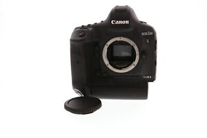CANON EOS 1DX MARK II DIGITAL SLR CAMERA BODY {20.2 M/P} BATTERY & CHARGER EP