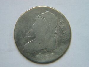1818 CAPPED BUST HALF DOLLAR BETTER EARLY DATE GOOD DETAILS