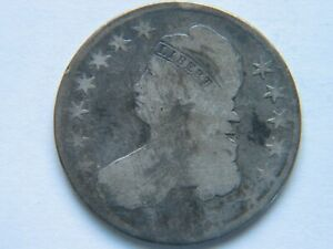 1819 CAPPED BUST HALF DOLLAR BETTER EARLY DATE