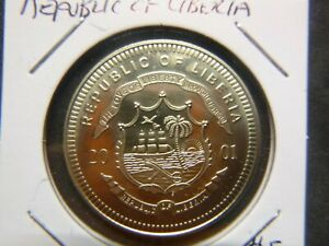 ATTACK ON PEARL HARBOR 1941 PROOF 2001 5 DOLLAR COIN