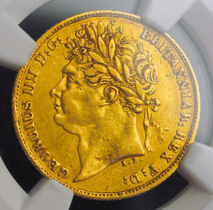 Click now to see the BUY IT NOW Price! 1823 GREAT BRITAIN GEORGE IV.GOLD