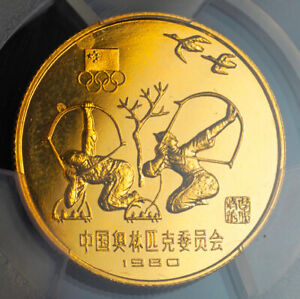 Click now to see the BUY IT NOW Price! 1980 CHINA  REPUBLIC . PROOF GOLD 300 YUAN