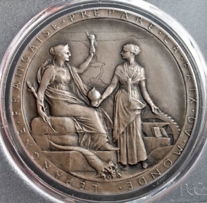 Click now to see the BUY IT NOW Price! 1869 FRANCE/EGYPT. SILVER