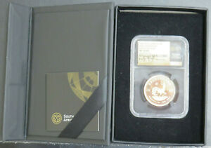 Click now to see the BUY IT NOW Price! 1967 2017 S. AFRICA 1OZ GOLD 50TH ANNIVERSARY VINTAGE RE ISSUE NGC MS70 DPL