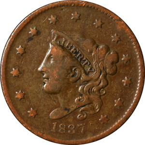 1837 LARGE CENT GREAT DEALS FROM THE EXECUTIVE COIN COMPANY
