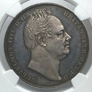 Click now to see the BUY IT NOW Price! GREAT BRITAIN 1831 PROOF CROWN WILLIAM IIII  ESC 271   NGC PF 64