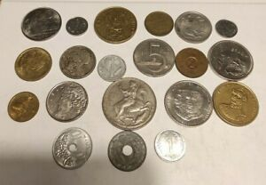 LOT OF 20 COINS