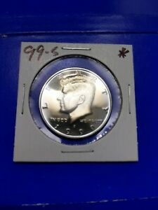1999 S US PROOF KENNEDY HALF DOLLAR FROM US PROOF SET    TONED