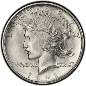 Click now to see the BUY IT NOW Price! 1921 PEACE DOLLAR PCGS MS66 > BLAST WHITE STUNNER '21   MARKET EXPLODES