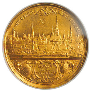 Click now to see the BUY IT NOW Price! 1729 AUSTRIA VIENNA. GOLD 10 DUCATS