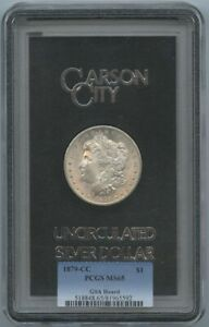 Click now to see the BUY IT NOW Price! 1879 CC MORGAN DOLLAR GSA HOARD S$1 PCGS MS65
