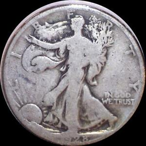 Click now to see the BUY IT NOW Price! USA 1928 S WALKING LIBERTY 50 CENT SILVER COIN