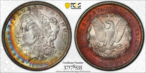 Click now to see the BUY IT NOW Price! 1888 O $1 VAM 1B MORGAN DOLLAR PCGS MS 63 SCARFACE TOP 100 VAM 1 B TONED