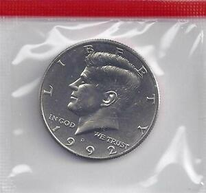 Click now to see the BUY IT NOW Price! BU ROLL OF 1992 D HALF DOLLARS