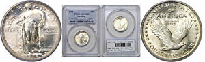 Click now to see the BUY IT NOW Price! 1916 STANDING LIBERTY QUARTER PCGS MS 65 FH