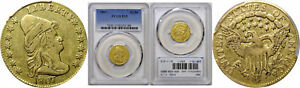 1807 $2.50 GOLD COIN PCGS F 15