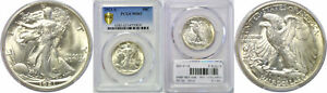 Click now to see the BUY IT NOW Price! 1921 S WALKING LIBERTY HALF DOLLAR PCGS MS 63