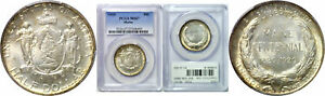 Click now to see the BUY IT NOW Price! 1920 MAINE SILVER COMMEMORATIVE PCGS MS 67