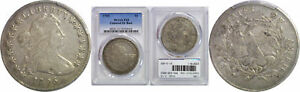 Click now to see the BUY IT NOW Price! 1795 BUST DOLLAR PCGS F 15 DRAPED BUST  CENTERED BUST