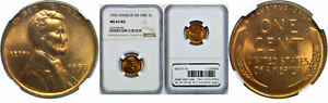 Click now to see the BUY IT NOW Price! 1955 DOUBLED DIE OBVERSE LINCOLN CENT NGC MS 65 RD