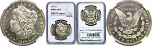 Click now to see the BUY IT NOW Price! 1895 MORGAN DOLLAR NGC PR 65 CAMEO