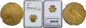 Click now to see the BUY IT NOW Price! 1908 $2.50 GOLD COIN NGC PR 67