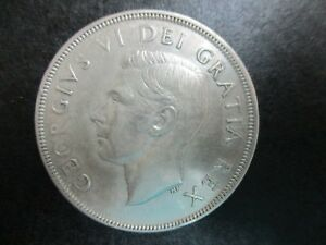 Click now to see the BUY IT NOW Price! KAPPYSCOINS 1948 CANADA SILVER DOLLAR $1  KEY DATE HIGH CIRCULATED GRADE