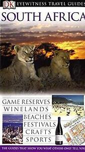 SOUTH AFRICA  DK EYEWITNESS TRAVEL GUIDE  POOLE KATE USED; GOOD BOOK