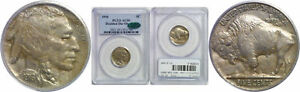 Click now to see the BUY IT NOW Price! 1916/16 BUFFALO NICKEL PCGS AU 50 CAC DOUBLED DIE OBVERSE