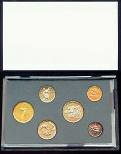 WORLD COINS CANADA 1988 CANADA PROOF SET  2G461