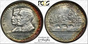 Click now to see the BUY IT NOW Price! 1937 50C ANTIETAM SILVER COMMEM PCGS MS67