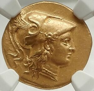 Click now to see the BUY IT NOW Price! ALEXANDER THE GREAT 323 BC TARSOS LIFETIME GOLD GREEK STATER NGC MS FINE STYLE