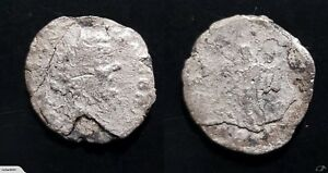 CLEARANCE LOW QUALITY ROMAN SILVER DENARIUS COIN SEPTIMIUS SEVERUS 193 211 AD