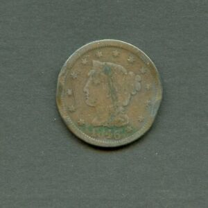 UNITED STATES 1846  LARGE CENT YOU DO THE GRADING HAVE FUN