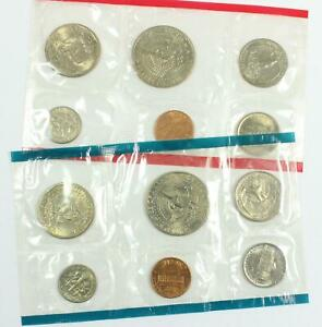 1979 12 COIN UNITED STATES UNCIRCULATED MINT SET W/ ENVELOPE   UNC 79540