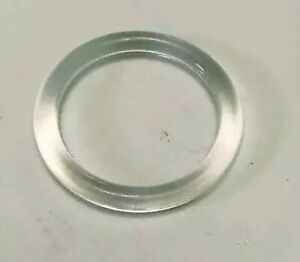 2 INCH CLEAR PLASTIC RING ONLY TOY REPLACEMENT SCREEN PENNYSTAMPLOCALPICKUP ONLY
