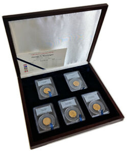Click now to see the BUY IT NOW Price! GEORGE V GOLD SOVEREIGN 5 COIN SET   INDIA CANADA AUSTRALIA S AFRICA GB PCGS
