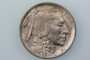 USA TYPE I NICKEL COIN 1913D KM 133 BRILLIANT UNCIRCULATED