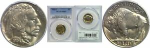 Click now to see the BUY IT NOW Price! 1915 S BUFFALO NICKEL PCGS MS 65