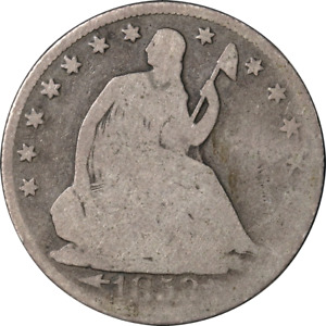 1853 O SEATED HALF DOLLAR GREAT DEALS FROM THE EXECUTIVE COIN COMPANY   BBHE6247