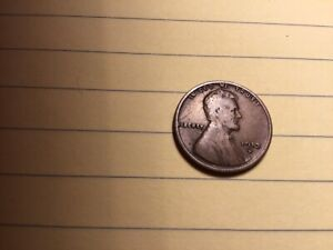 1913D LINCOLN WHEAT PENNY CENT NICE  COIN