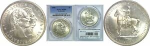 Click now to see the BUY IT NOW Price! 1900 LAFAYETTE DOLLAR SILVER COMMEMORATIVE PCGS MS 66