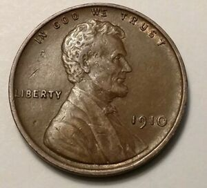 1910 LINCOLN CENT 5973
