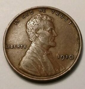 1910 LINCOLN CENT 5975
