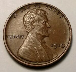 1910 LINCOLN CENT 5976