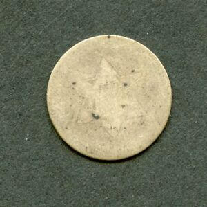 UNITED STATES ?? THREE CENT SILVER  PIECE YOU DO THE GRADING HAVE FUN