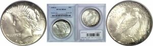 Click now to see the BUY IT NOW Price! 1935 S PEACE DOLLAR PCGS MS 66