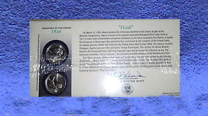 2003 MAINE Q32 SEALED FIRST DAY COIN COVER